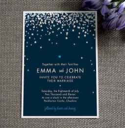 43 Simple Inexpensive Wedding Invitations Ideas