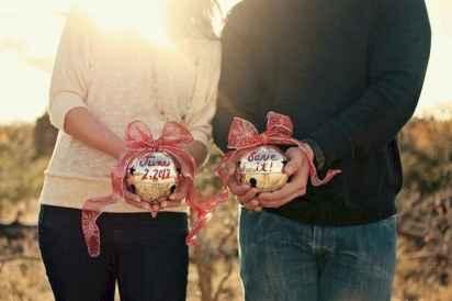 46 Elegant Christmas Wedding Invitations Ideas