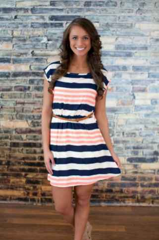47 Beautiful Casual Dress Ideas for Women