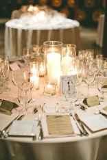 50 Beautiful Simple Winter Wedding Centerpieces Decor Ideas