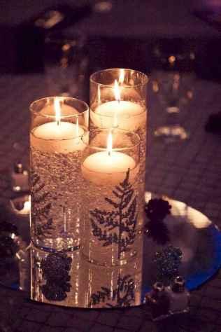 51 Beautiful Simple Winter Wedding Centerpieces Decor Ideas