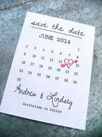 51 Simple Inexpensive Wedding Invitations Ideas
