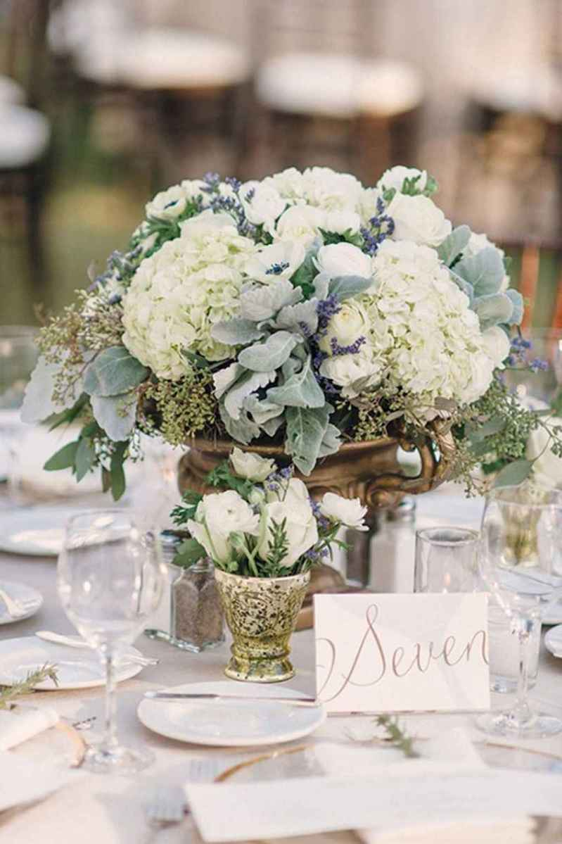 53 Simple and Easy Wedding Centerpiece Ideas