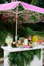 62 Romantic Tropical Wedding Ideas Reception Centerpiece