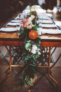 64 Romantic Tropical Wedding Ideas Reception Centerpiece