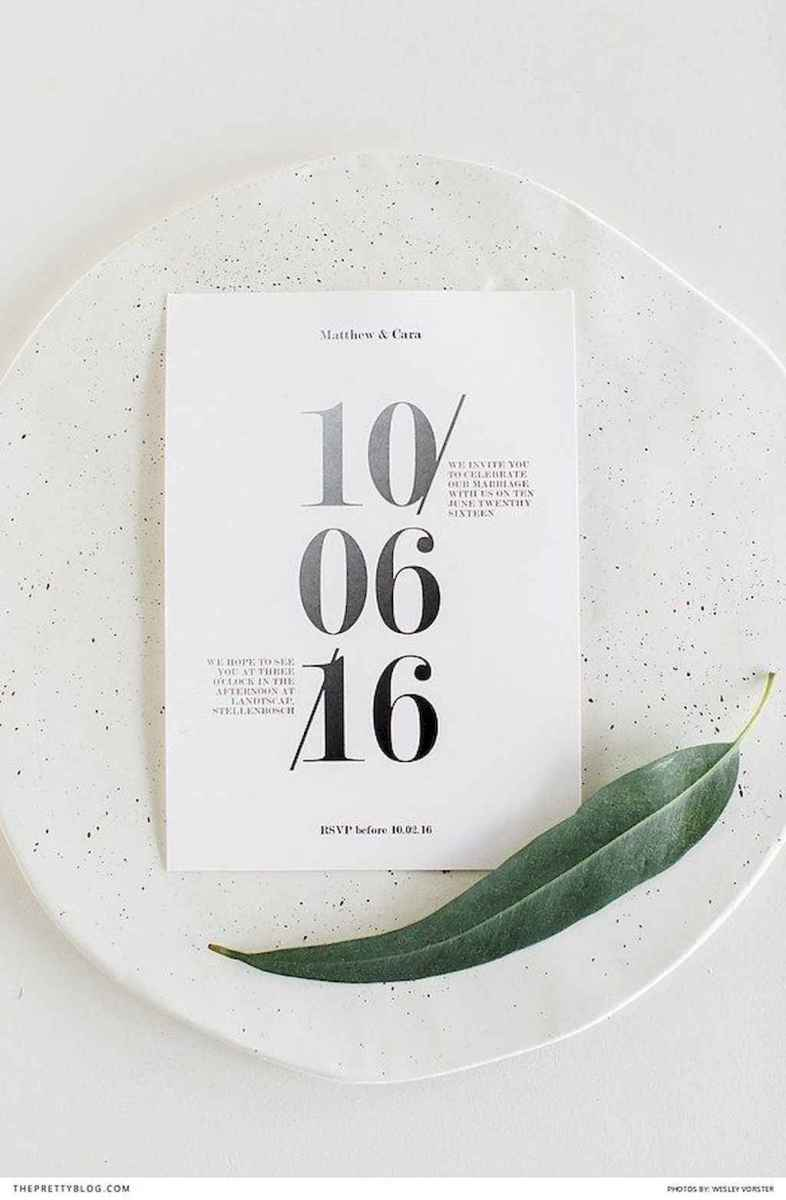 64 Simple Inexpensive Wedding Invitations Ideas