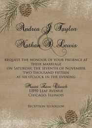 68 Elegant Christmas Wedding Invitations Ideas