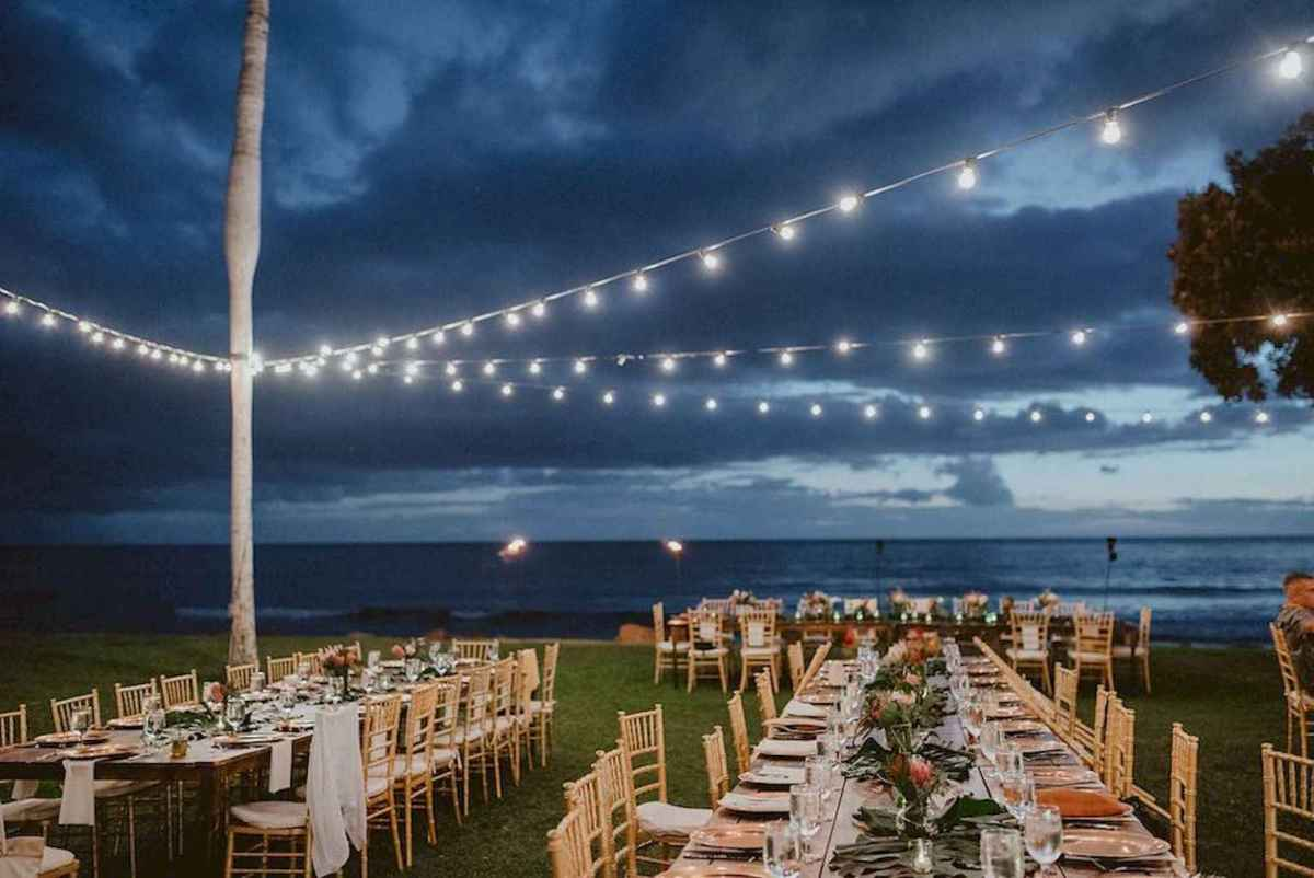 88 Romantic Tropical Wedding Ideas Reception Centerpiece