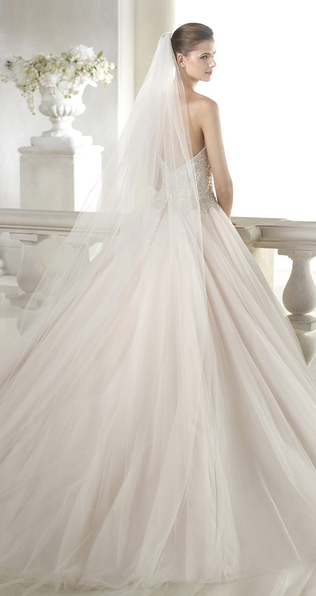 Wedding Dress From The St Patrick Bridal 2015 Glamour Collection