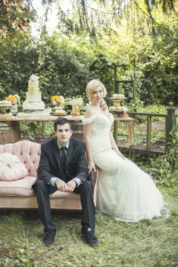 Secret Garden Wedding Inspiration Belle The Magazine