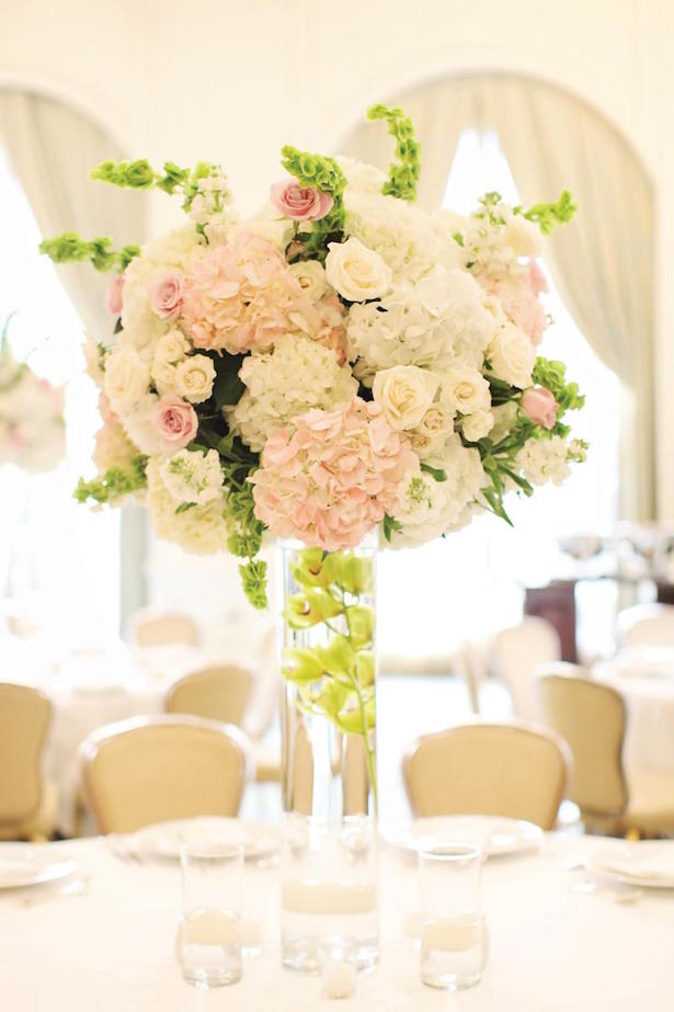 Beautiful Tall Wedding Centerpiece