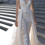 Bridal Trends Wedding Dresses With Detachable Skirts Belle The Magazine