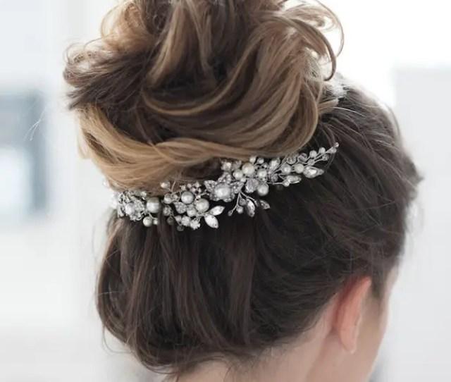 Wedding Hairstyle Bridal Updo