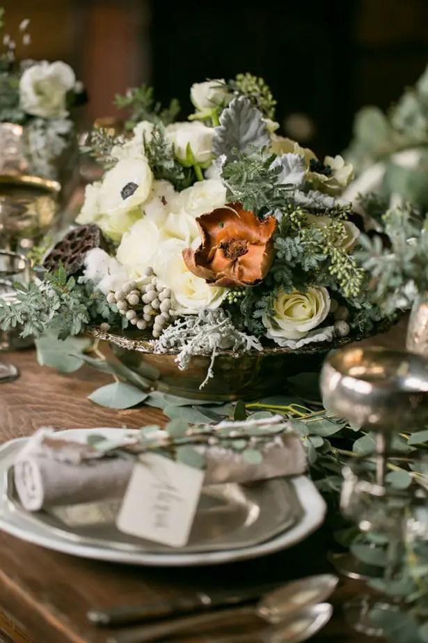 Rustic Winter Wedding Inspiration Belle The Magazine