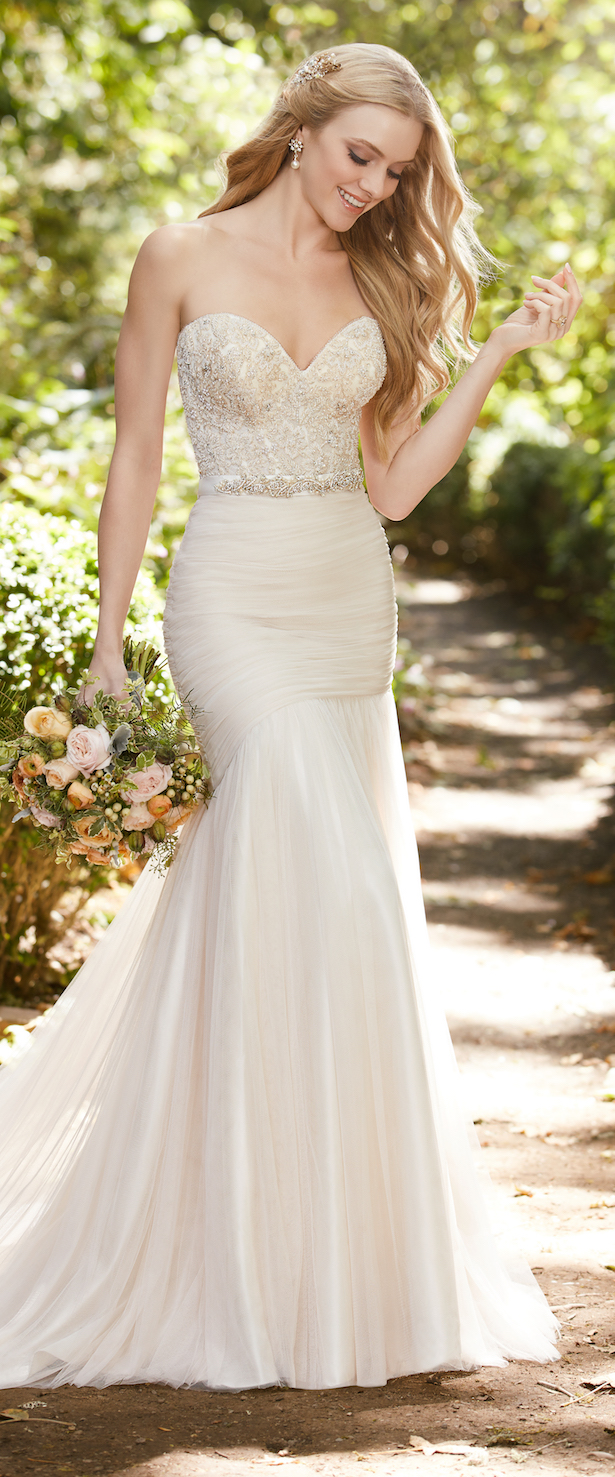 Wedding Dresses by Martina Liana Spring 2017 Bridal Collection