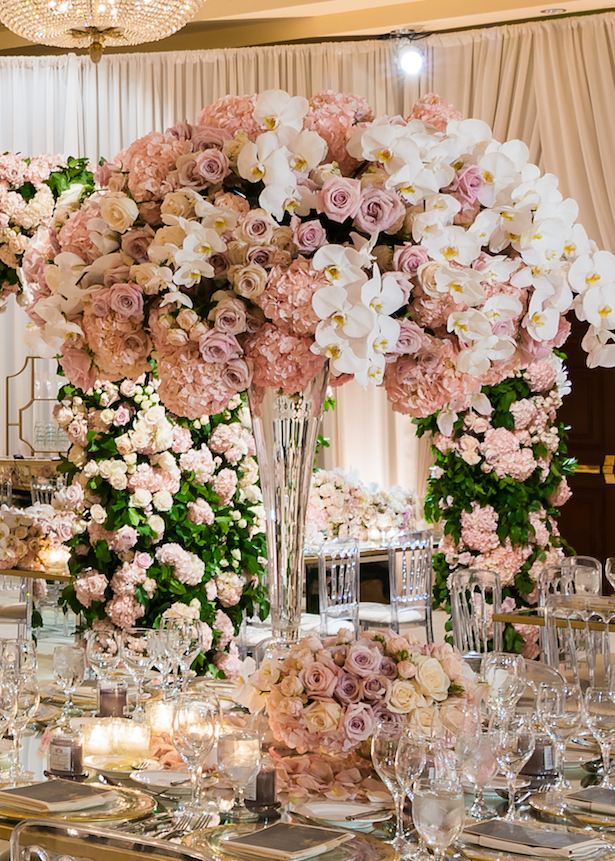 A Dreamy Luxury Wedding Youll Hardly Believe Is Real