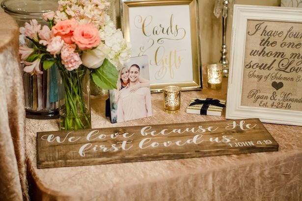 Wedding Gift Table Ideas