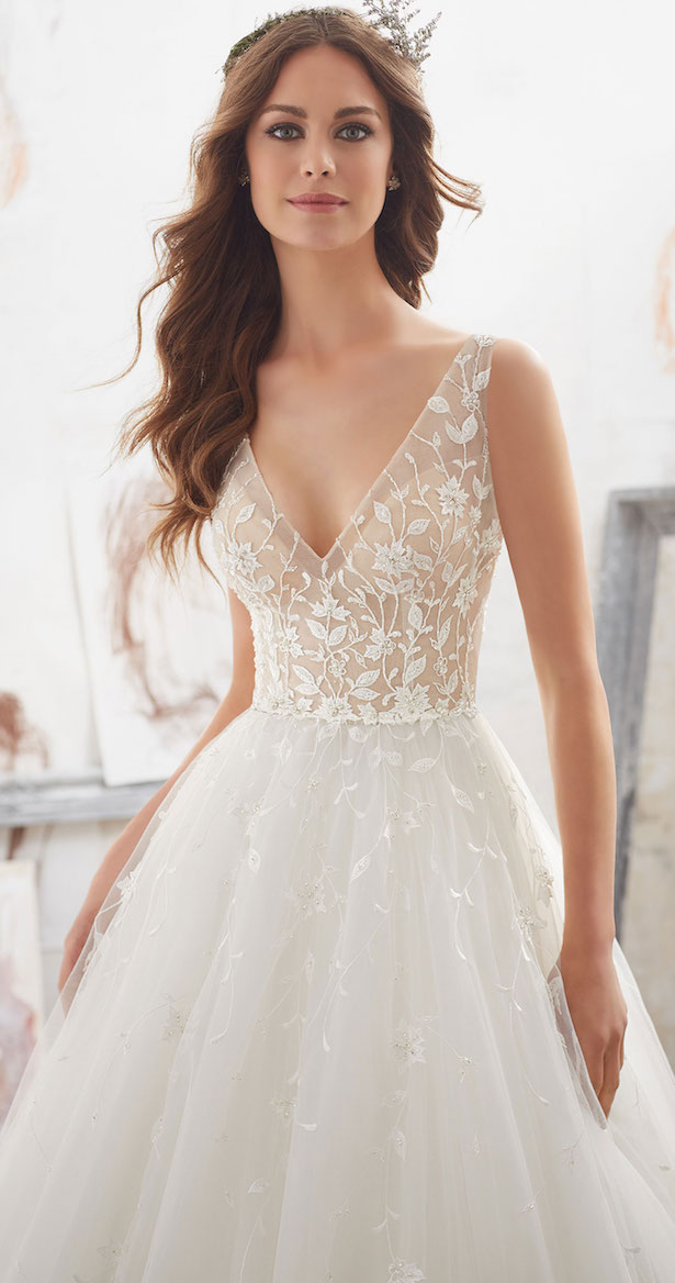 Mori Lee By Madeline Gardner Wedding Dress Collection