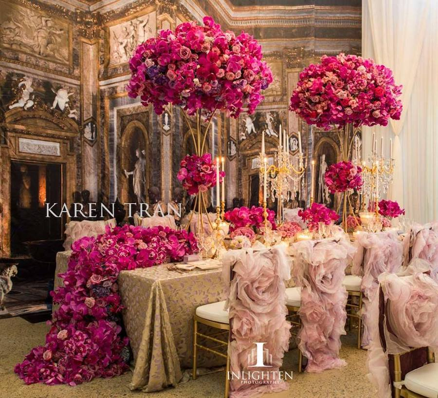 15 Glamorous Wedding Tablescapes Belle The Magazine