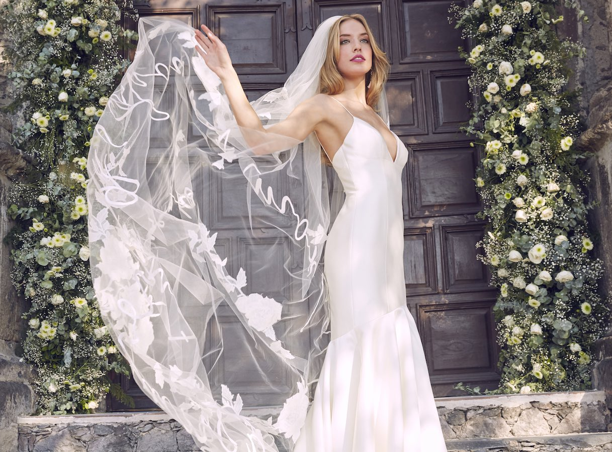 Wedding Dresses From Wtoo By Watters Fall 2018: The Campaign