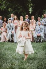 Wedding Flower girl dress- Dani Leigh Photography