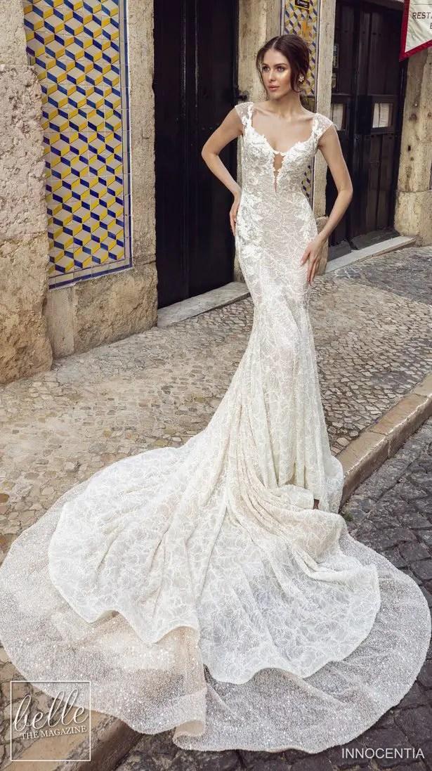 1324d85a864 Innocentia Divina Wedding Dresses 2019 Lisboa Bridal Collection