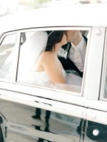wedding kiss - Sarah Nichole Photography