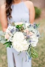 bridesmaid bouquet - Luke & Ashley Photography