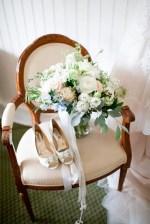 classic wedding bouquet - Luke & Ashley Photography