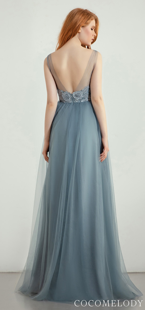 Lace Bridesmaid Dress Trends by Cocomelody 2020 - Bridesmaid Dress Trends by Cocomelody 2020 - BELLA