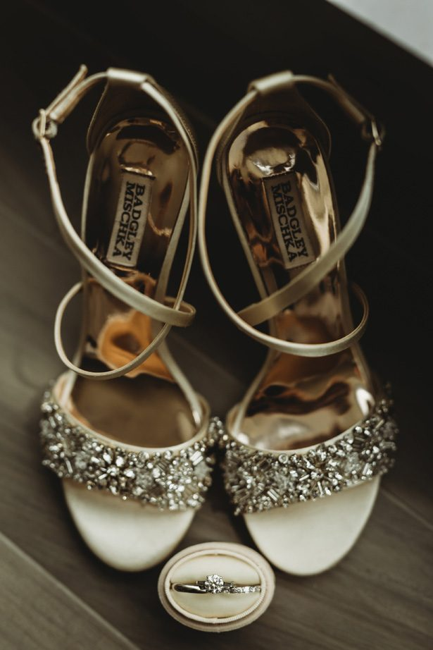 Luxury wedding shoes - Man and Wife Photography