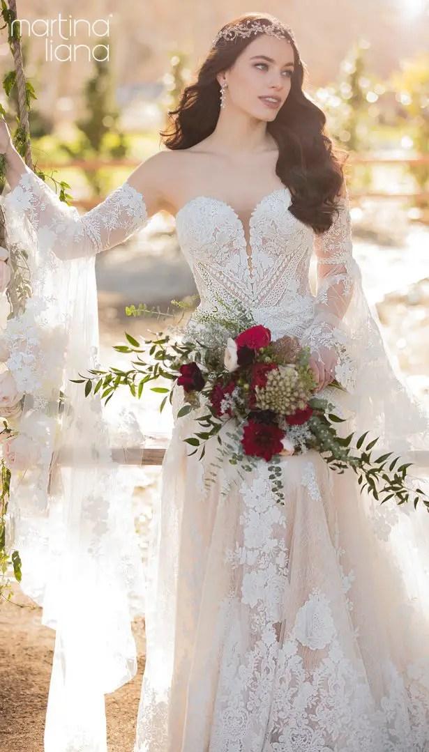 Martina Liana Spring 2020 Wedding Dresses - 1147A2