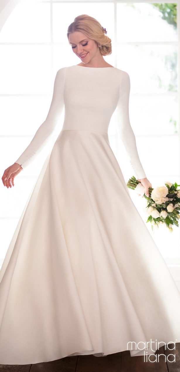 Martina Liana Spring 2020 Wedding Dresses - 1157