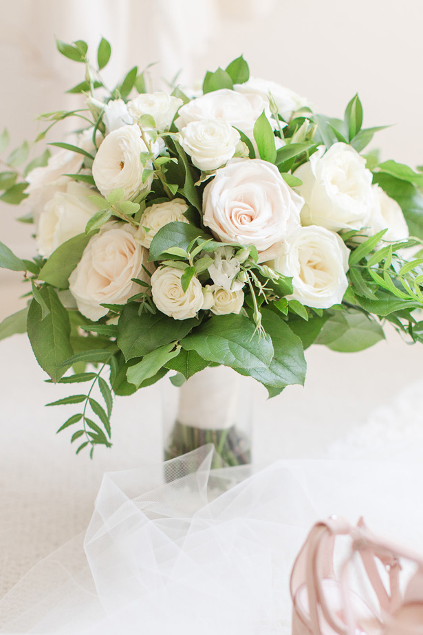 boho wedding bouquet - Theresa Bridget Photography