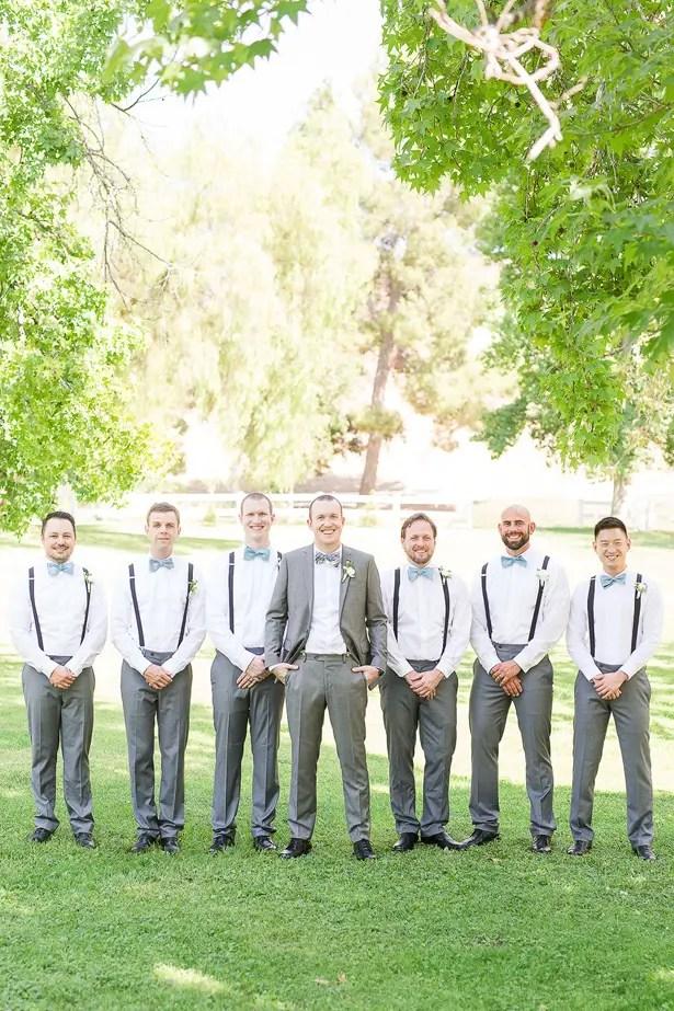 boho groomsmen - Theresa Bridget Photography