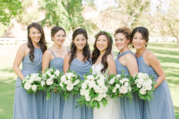 Lush Floral Wedding with a Classic Touch