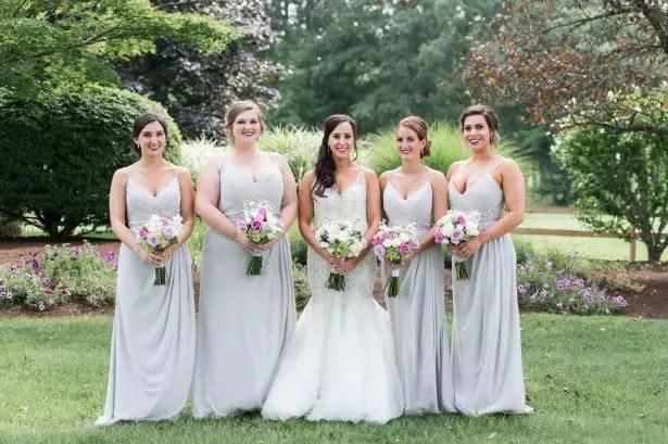 A Glamorous Summer Wedding
