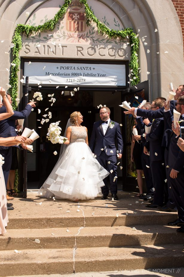 Church wedding ceremony - Photography: Making the moment