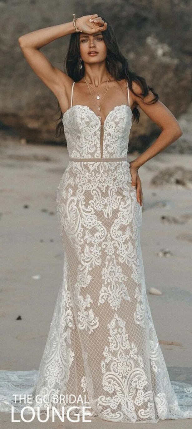 Kate Gubanyi for The GC Bridal Lounge Wedding Dresses 2020 - On Fire Bridal Collection - Flame