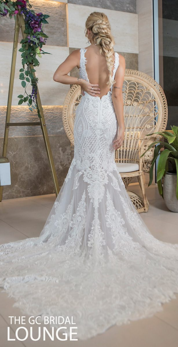 Kate Gubanyi for The GC Bridal Lounge Wedding Dresses 2020 - On Fire Bridal Collectio - Marseille