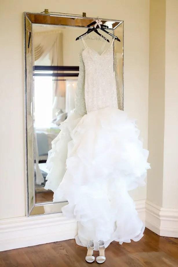 Mermaid wedding dress - Mermaid wedding dress - Photo: Krystle Akin