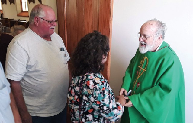 Historic Immaculate Conception chapel open after months of