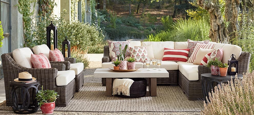 patio inspiration the bellevue collection