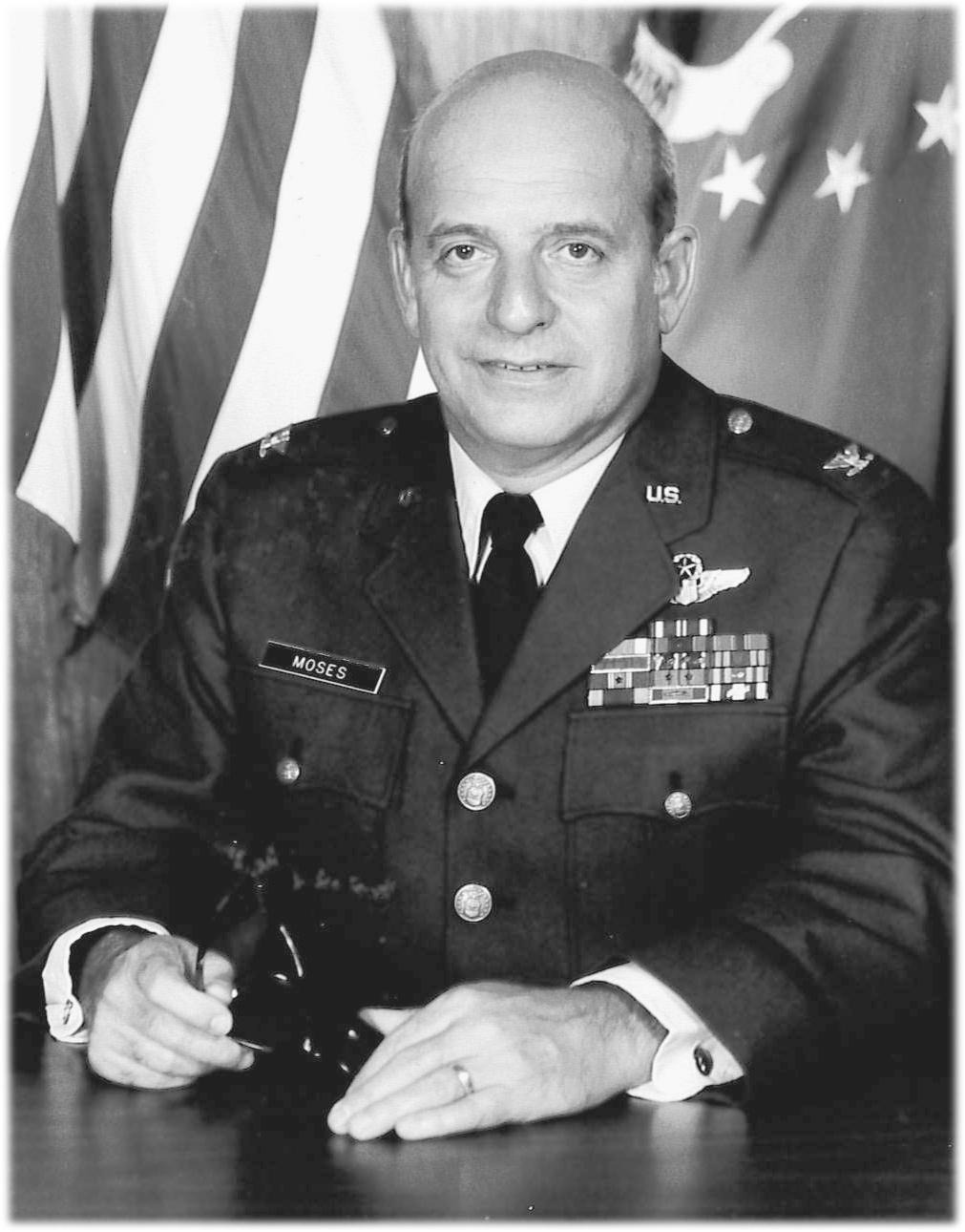 Moses Jr., William F. Col. USAF (Ret)