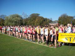 Women's XC Heaton Park 2013