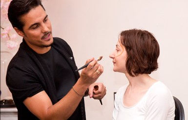 Taller maquillaje Dior Madrid