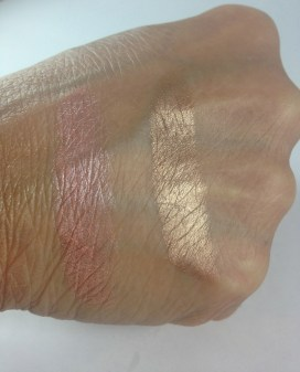 Swatched on my mom