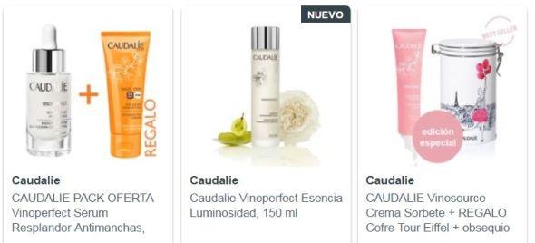 Productos Caudalie para el Cuidado de tu Piel
