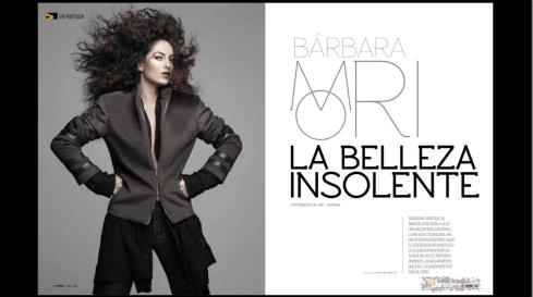 Barbara Mori Revista OPEN 02