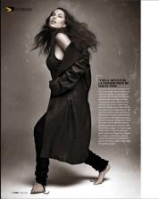 Barbara Mori Revista OPEN 09